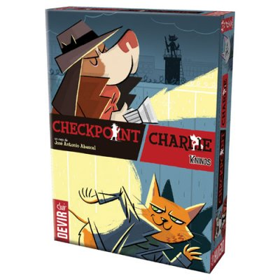 CHECKPOINT CHARLIE - Antes 18€