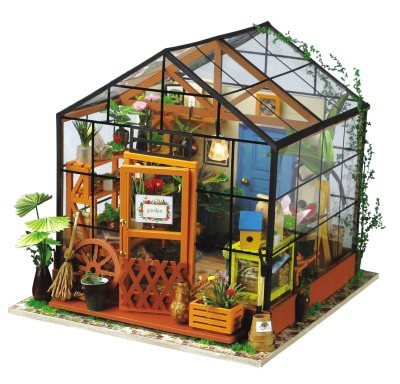 KATHY´S GREEN HOUSE -