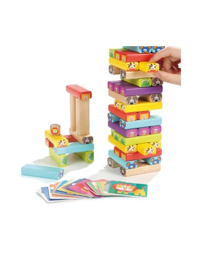 ANIMAL STACKING GAME - Edad mínima: 3 años