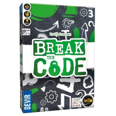 BREAK THE CODE -